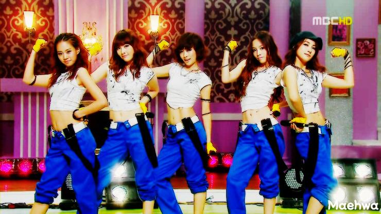Lagu Korea Untuk Dance
